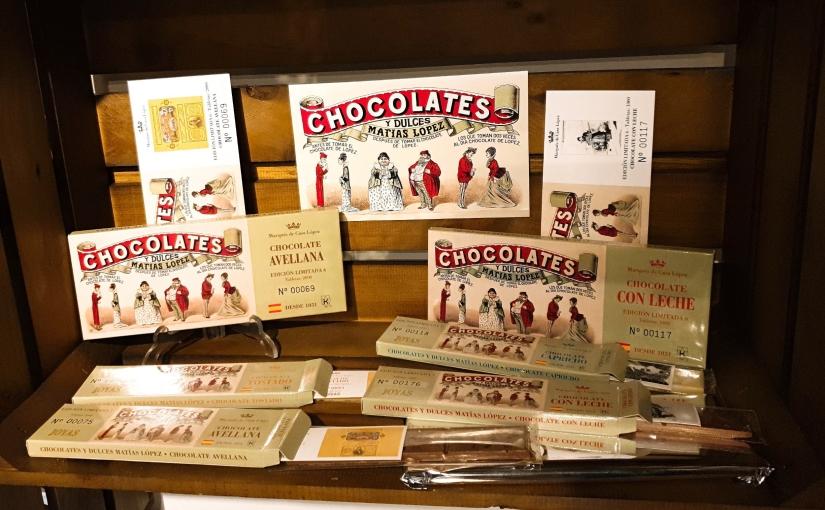 La Ruta del Chocolate deMadrid.