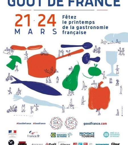 La quinta edición del festival gastronómico Goût de France/GoodFrance.