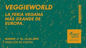 ¡VeggieWorld Madrid! 2019