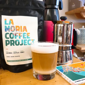 La noria Coffee project