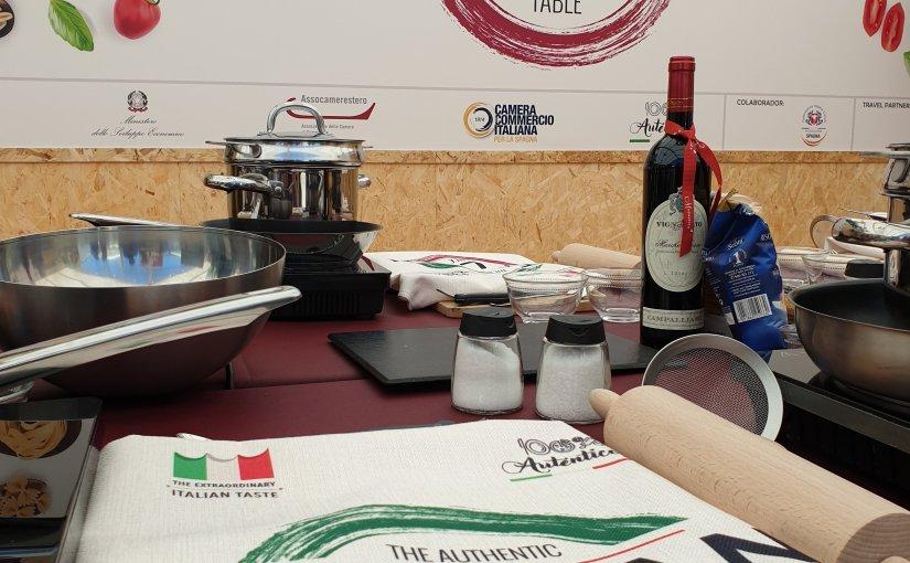 The Authentic Italian Table cierra con un rotundo éxito su edición enMadrid.