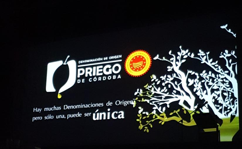 Gala de Premios de la Calidad de Aceite de Oliva Virgen Extra con la D.O.P de Priego deCórdoba