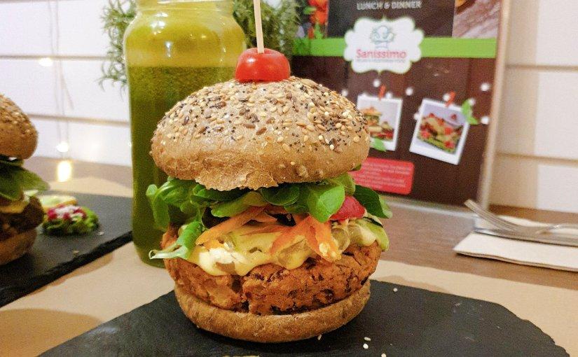 Saníssimo Gran vía el Restaurante vegano y vegetariano en el corazón deMadrid