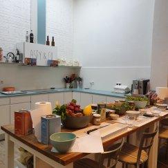 Cocina Asfy&CO Madrid.