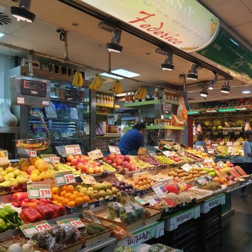 Mercado de torrijos