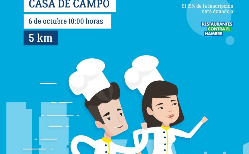 I Carrera del Chef por el Día de laHostelería