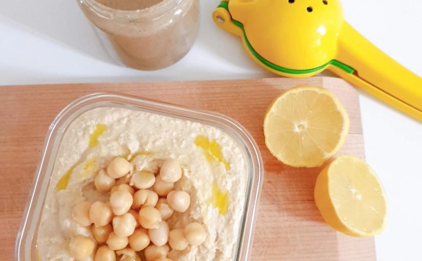 Hummus con Tahinicasero