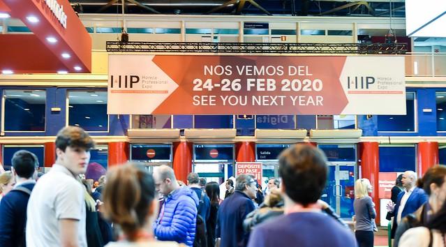 HIP 2020, la mayor cita de innovación del sectorHoreca